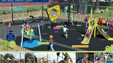 Sidford Byes play area will have £29,000 upgrade