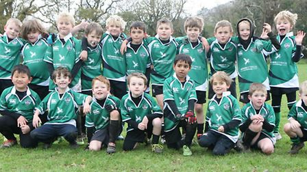 Sidmouth Under-9s