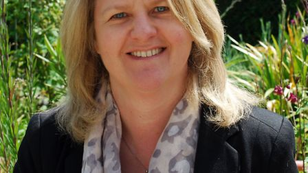Gill Ryall has been appointed CEO of Sidmouth Hospiscare