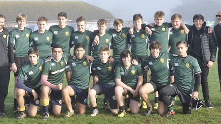 Sidmouth RFC Under-15s