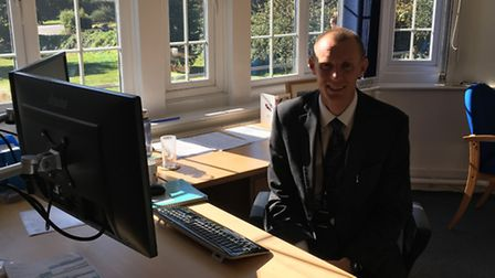 Rob Gammon has nearly completed his first term as head of The King's School