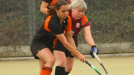 Sidmouth and Ottery Hockey Ladies 4th team played Honiton ladies at the weekend. Ref mhsp 1339-42-15