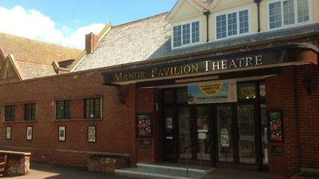 Manor Pavilion Theatre Sidmouth