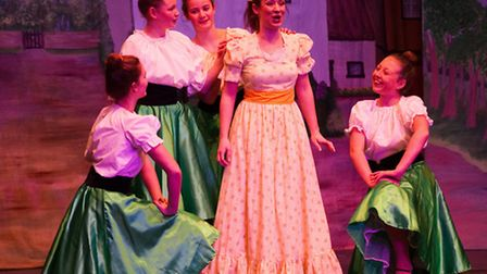 SADS production of Cinderella. Ref shs 01-17TI 4716. Picture: Terry Ife
