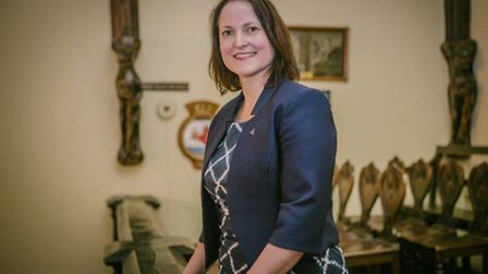 Devon and Cornwall's Police and Crime Commisioner, Alison Hernandez