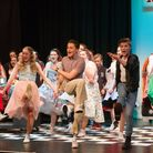 Sidmouth Youth Theatres production of Happy Days The Musical. Ref shs 05-17TI 6268. Picture: Terry I