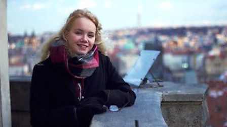 Sophie Christopherson is fundraising for a short film for her final year at Falmouth University.