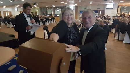 Scenes from Sid Valley Rotary Club's gala dinner which featured Rob Baxter as its guest speaker. Cre