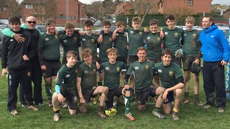 Sidmouth Under-15s