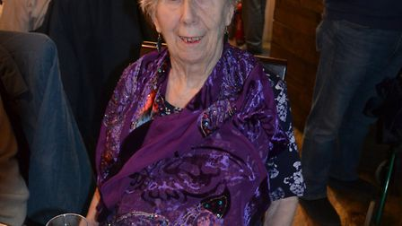 West Hill resident Betty Williams made national headlines with her idea to hold a Christmas lunch fo
