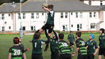 Action from the Sidmouth Under-15 meeting with Withycombe