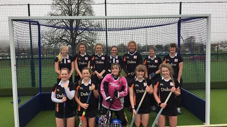 Sidmouth and Ottery Hockey Club ladies 2nd XI