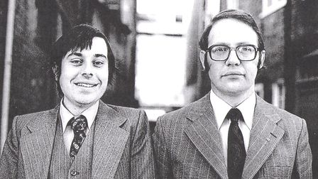 Mike Lavers and Ed Harrison co-founded Harrison-Lavers in 1978