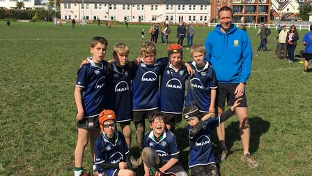 Sidmouth Under-10s