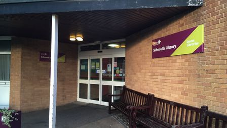 Sidmouth Library