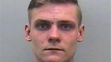 Police are looking to speak to Josh Richards, 25, from Honiton.