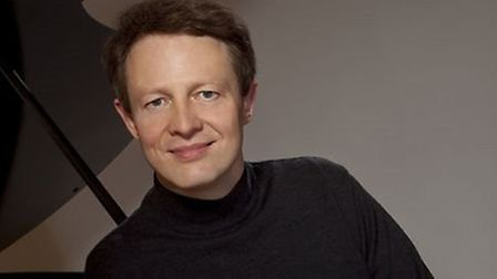 Internationally renowned pianist Andreas Boyde