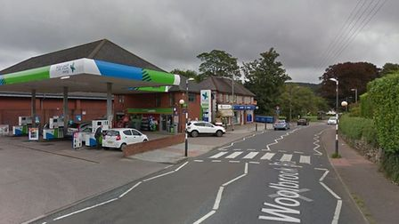 Woolbrook Road. Image from Google Maps.