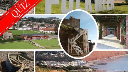 Try our Sidmouth quiz.