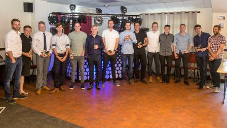 The Ottery St Mary AFC awards