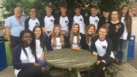 King's School pupils have been busy fundraising ahead of their trip to India in October.
