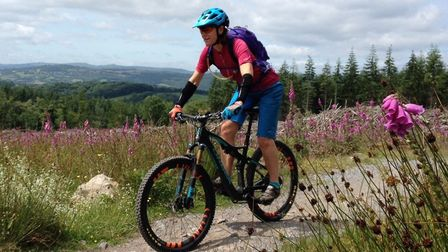 The business will encourage more people to get on their bike and enjoy the beautiful East Devon coun