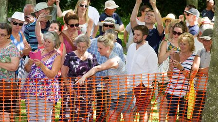 The Sidmouth Lions Great Duck Derby. Ref shs 28-17TI 7178. Picture: Terry Ife