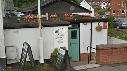 Sidbury's Village Inn. Image from Google Street View