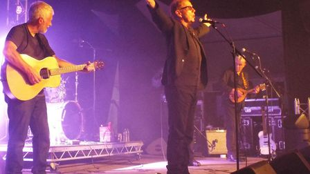 Oysterband. Picture: Paul Strange.
