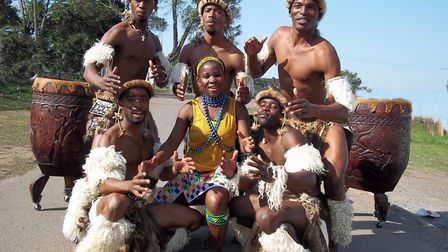 Zulu Tradition promise an unfirgettable performance.