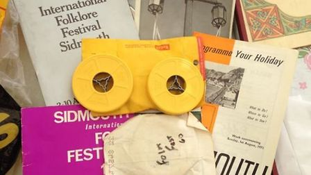 Filmmaker Paul Tully has acquired Super 8mm footage from the early sixties that was found in a skip