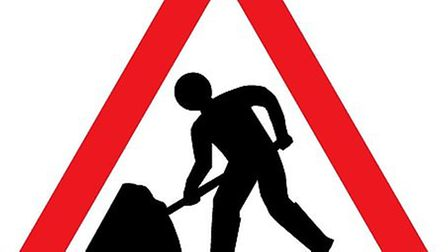 The roads will be closed so road markings can be re-painted.