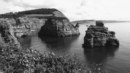 Took some pics around our beautiful coastline whilst walking the coast path to try and get fit! Pict