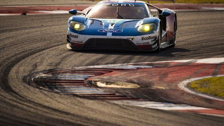Harry Tincknell in action during the the Six Hours of the Circuit of the Americas race