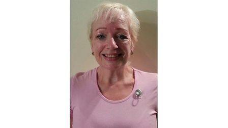 Mim Gibney is joining the Exeter Memory Walk