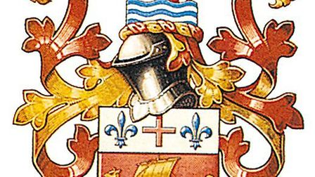 Sidmouth Town Crest