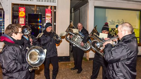 Sidmouth late-night shopping will be taking place on December 1. Picture: www.kylebakerphotography.c