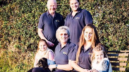The Franks family has run Oakdown for 40 years. Photo by Martin Bell