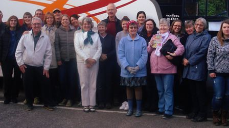 Ottery St Mary Twinning Association welcomed visitors from Ilsfeld in Germany.