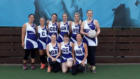Tornados are one of the latest teams to join the Honiton Netball League. Their kit has been sponsore