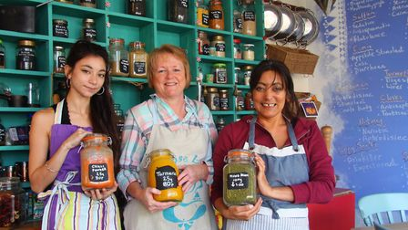 Independent shops in Ottery St Mary are launching super Saturday's this weekend to encourage shopper