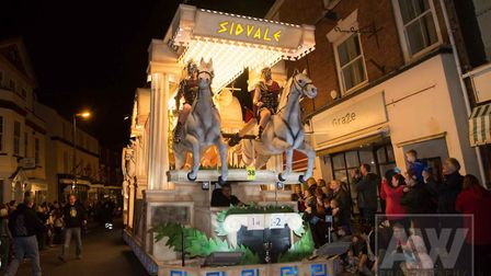 Sidmouth Carnival 2017. Picture: Alex Walton Photography