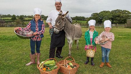 The Donkey Sanctuary is staging a family food fair