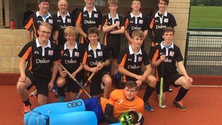 Sidmouth and Ottery Hockey Club men's fourth team