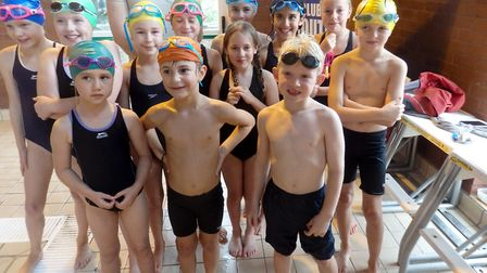 The Sid Valley Memory Cafe Memory Marvels at the swimathon