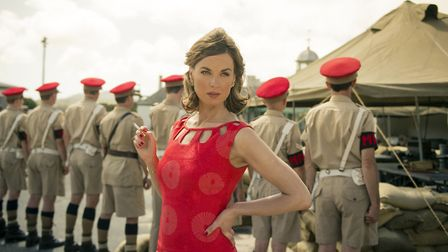 Jessica Raine as Alison Laithwaite in Aden drama The Last Post