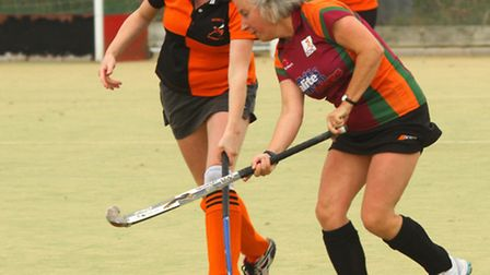 Sidmouth and Ottery Hockey Ladies 4th team played Honiton ladies at the weekend. Ref shsp 1336-42-15