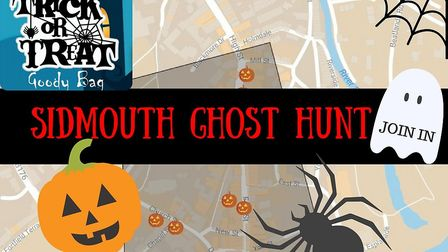 Sidmouth Ghost Hunt.