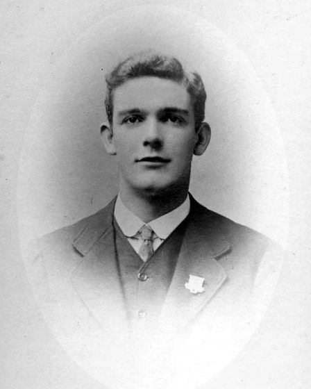MR Fishwick. Images courtesy of Sidmouth Museum