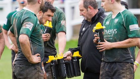 Sidmouth chiefs at home to Truro. Ref shsp 43-17TI 2307. Picture: Terry Ife